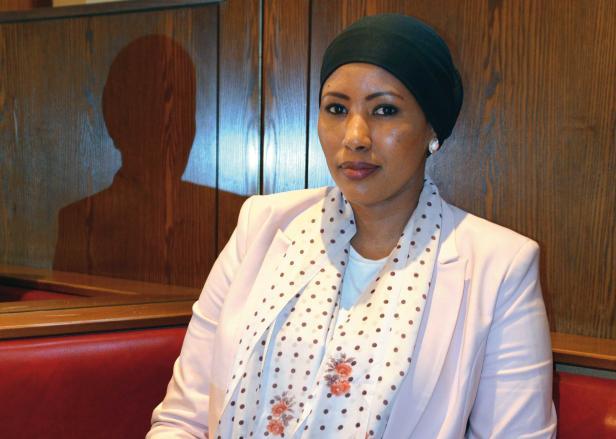 Treff für Frauen aus Somalia