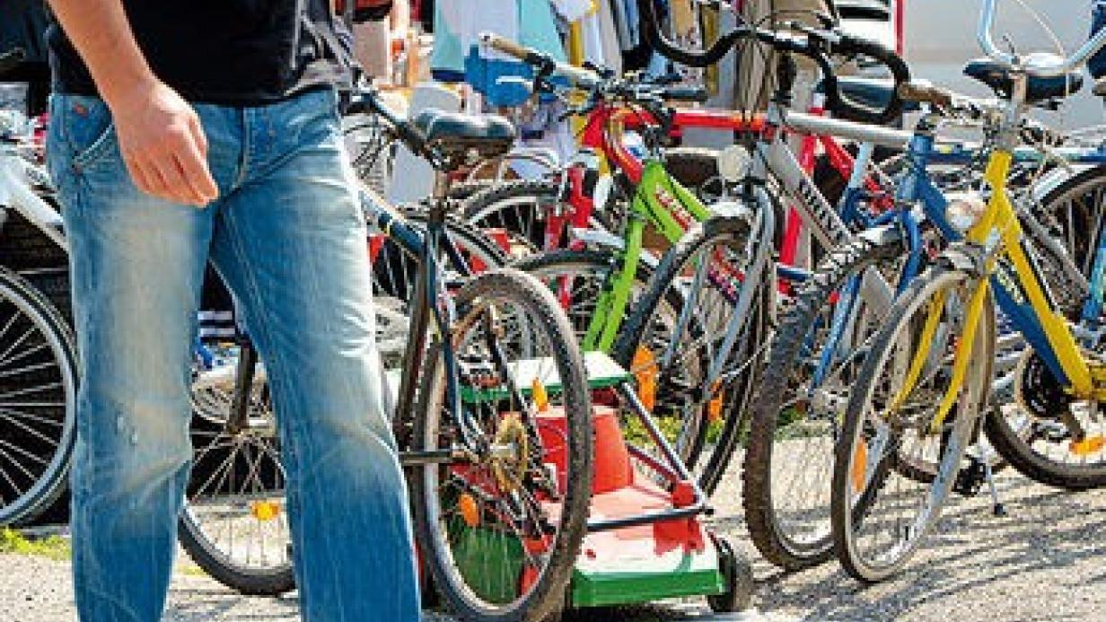 Warum Fahrraddiebstahl das fast perfekte Verbrechen ist