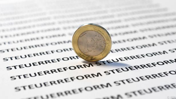 Bis 2022 sollen die Steuern um 6,5 Milliarden Euro sinken