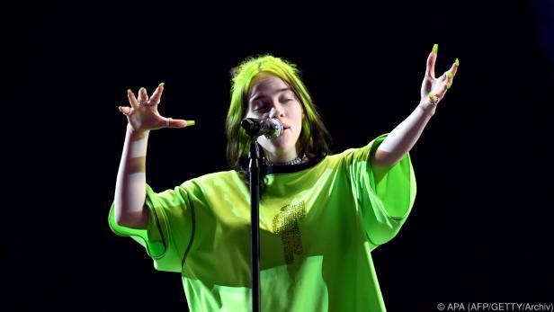 Billie Eilish als beste neue Künstlerin ausgezeichnet