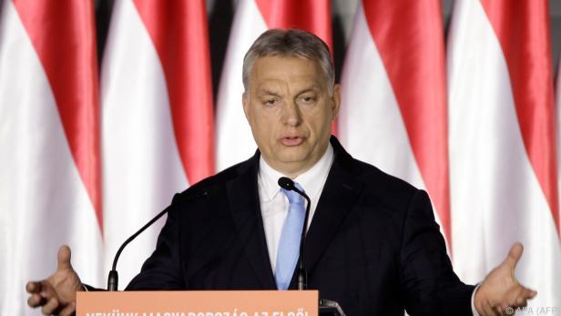 Fidesz-Chef Orban könnte mit seiner Partei die Fraktion wechseln