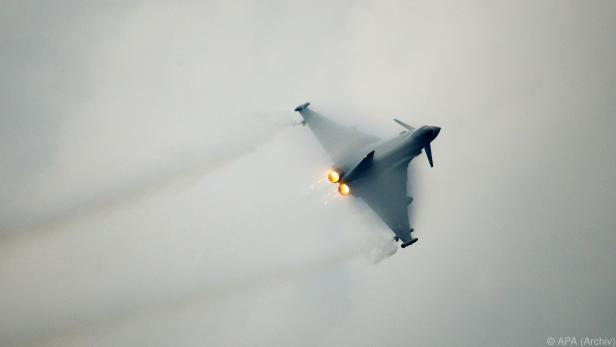 Die Causa Eurofighter hat Fahrt aufgenommen