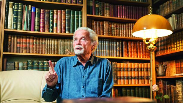 Erhard Oeser erklärt das Phänomen der Xenophobie.