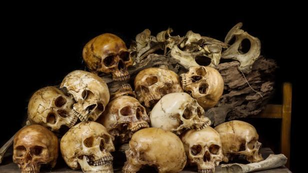 Genozid in Ruanda. Massenmörder finden moralische Gründe für ihre Gräueltaten.