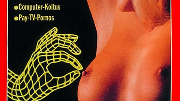 Das profil-Cover vom 16. November 1992