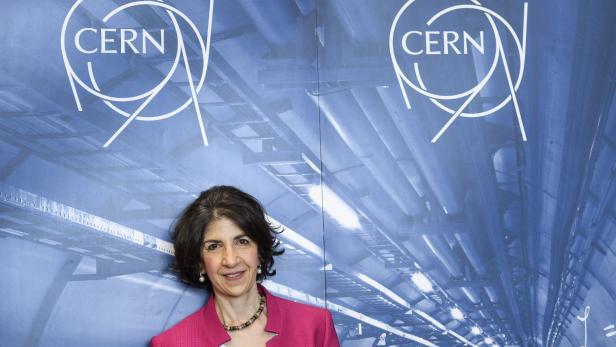 Fabiola Gianotti ist seit 2016 Chefin der Europäischen Organisation für Kernforschung (CERN).