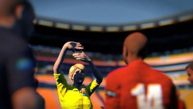 Video-Schiedsrichter im Fußball