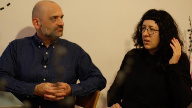 """""""Eine wilde, bunte Party mit coolen Leuten"""" - Stefan Schaden und Ursula Raberger über den Kibbutz Klub."""