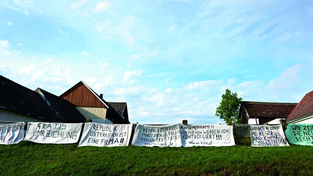 """BAUERNHOF IN NIEDERÖSTERREICH: """"Gründung"""" eines Gerichtshofs für Naturrecht"""
