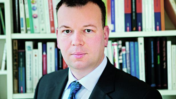 Plagiatsprüfer Stefan Weber