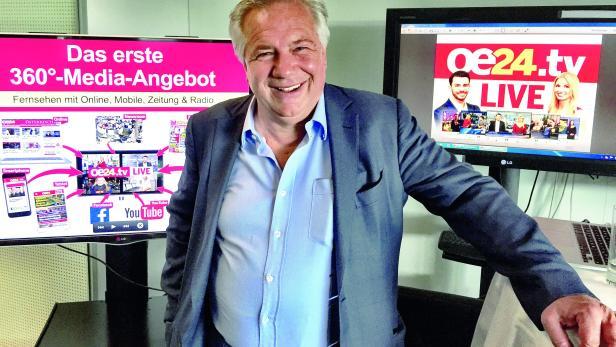 """""""Österreich""""-Herausgeber Wolfgang Fellner"""