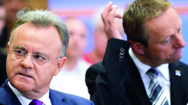 Mit dem Tabubruch der rot-blauen Koalition spaltete Hans Niessl die SPÖ und wertete die FPÖ auf.
