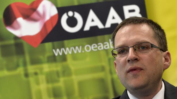 ÖAAB-Obmann und Nationalratsabgeordnete aus Oberösterreich, August Wöginger
