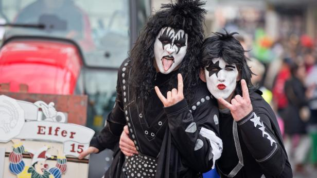 Kiss-Fans
