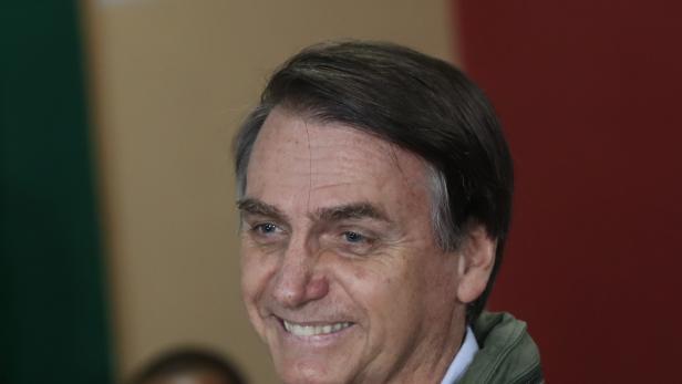 Brasiliens neuer Präsident, Jair Bolsonaro