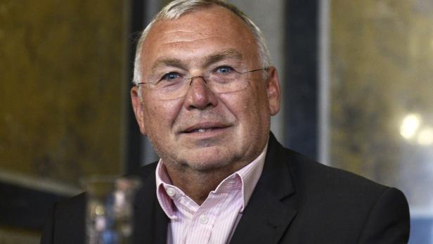 SPÖ-Altkanzler Alfred Gusenbauer