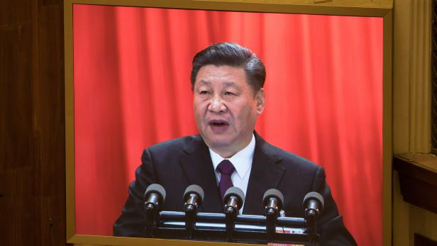 Autokrat: Chinas Präsident Xi Jinping