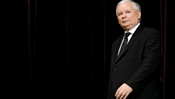 Jaroslaw Kaczynski ist Dreh- und Angelpunkt seiner Partei, obwohl er kein Regierungsamt mehr innehat