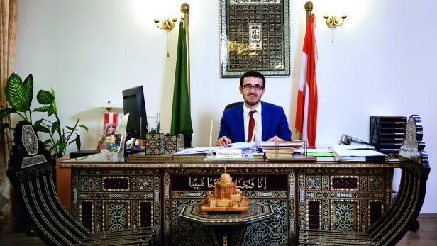 Ibrahim Olgun: Der Präsident der Islamischen Glaubensgemeinschaft bestreitet Zugriffsmöglichkeiten aus Ankara.