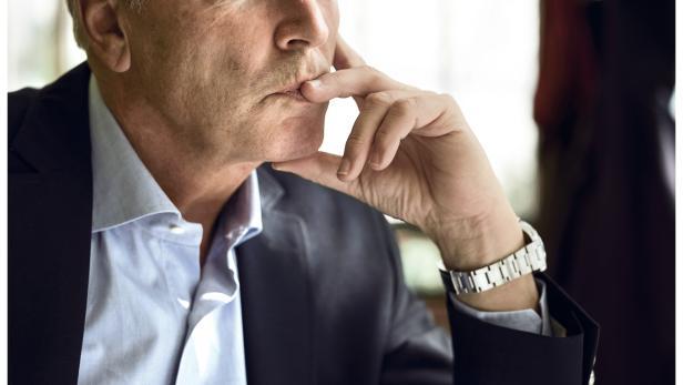 """Ex-Vizekanzler Reinhold Mitterlehner: """"Nicht alle bei uns hatten Interesse daran, dass die Regierung Erfolg hat."""""""