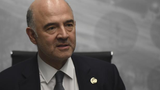 Pierre Moscovici, Wirtschafts-und Währungskommissar der EU-Kommission