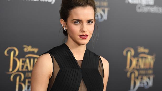"""Emma Watson spielt in """"Die Schöne und das Biest"""""""