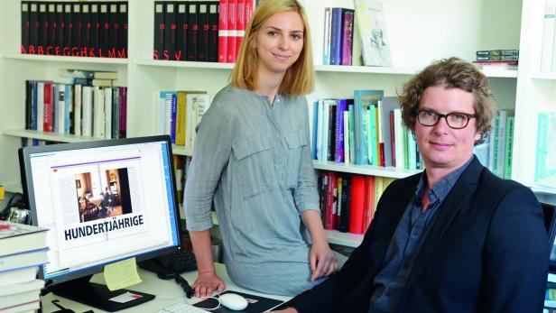 Eva Walisch und Wolfgang Paterno