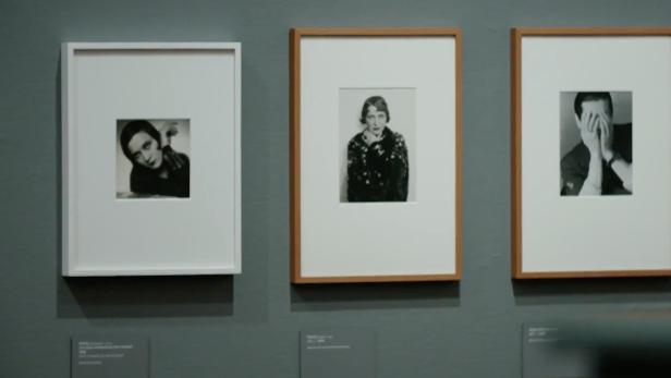 """Impressionen von der """"MADAME D'ORA""""-Ausstellung im Leopold Museum"""
