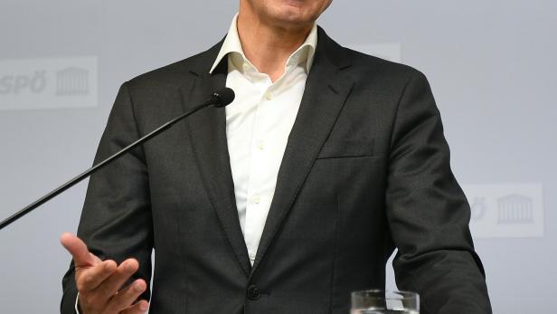 SPÖ-Parteichef Christian Kern