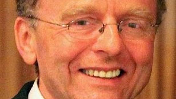 Politikwissenschafter und Initiator des Österreichischen Gedenkdienstes, Andreas Maislinger.