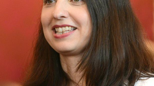 Frauenministerin Ines Stilling