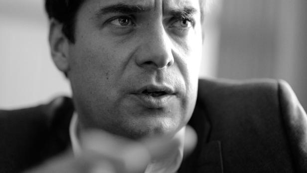 """""""Presse""""-Chefredakteur Rainer Nowak"""