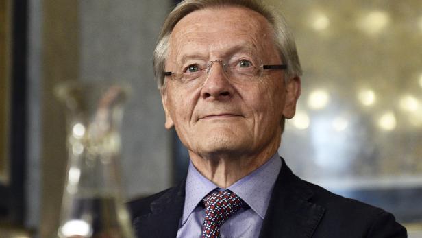 Ex-Bundeskanzler Wolfgang Schüssel