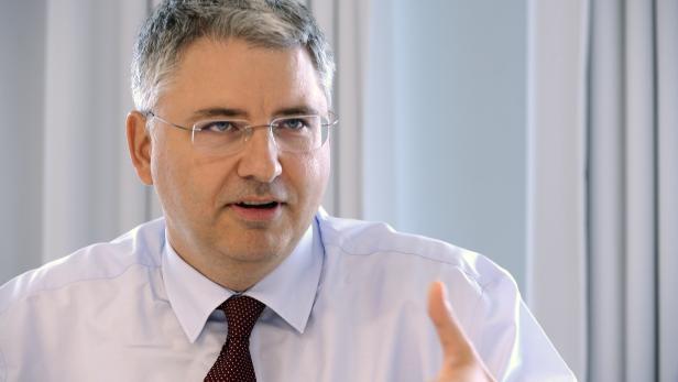Severin Schwan, Vorstandsvorsitzender von Roche
