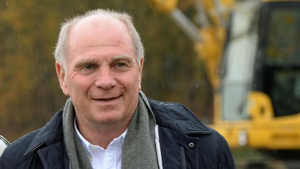STRICH DARUNTER: Uli Hoeneß bleibt das Herz von Bayern