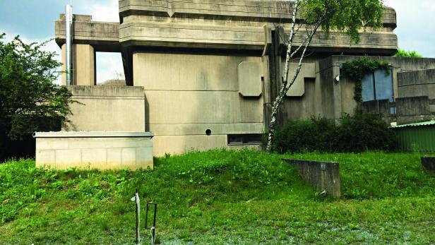 BEDROHT: Betonmonster oder Brutalismus-Juwel? Das Kulturzentrum Mattersburg