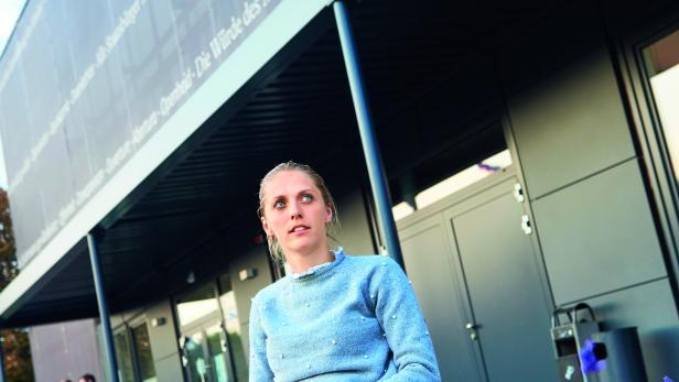 Kira Grünberg, ÖVP-Behindertensprecherin