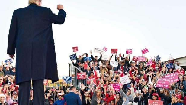 Bleibt Donald Trumps Präsidentschaft nur ein Intermezzo, oder schwört sich das Land endgültig auf ihn ein?
