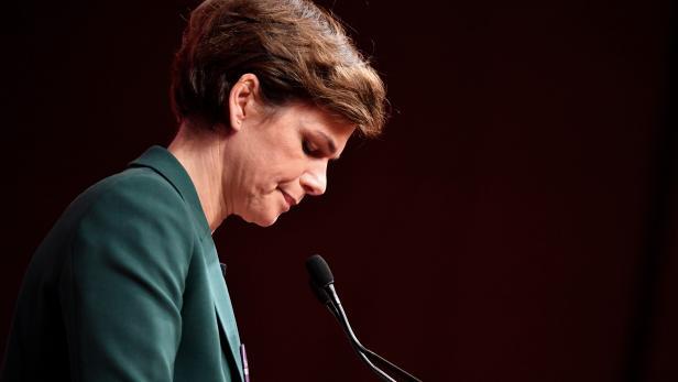 SPÖ-Bundesparteivorsitzende Pamela Rendi-Wagner beim 44. Ordentlichen Bundesparteitag der SPÖ