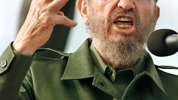 Fidel Castro, kubanischer Revolutionsführer, verstarb im Alter von 90 Jahren.