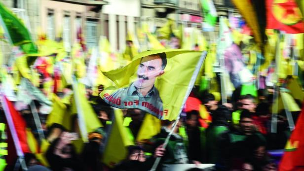 KURDENDEMO: Von türkischen Geheimdiensten überwacht?
