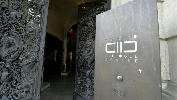 """Das """"König Abdullah Bin Abdulaziz Zentrum für Interreligiösen und Interkulturellen Dialog"""" (KAICIID) in Wien"""