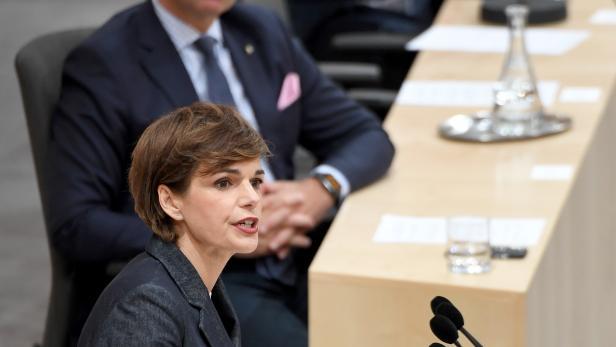 SPÖ-Chefin Pamela Rendi-Wagner und FPÖ-Obmann Norbert Hofer