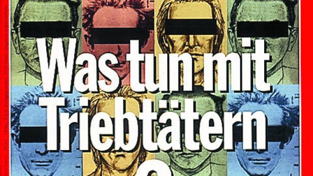 Das profil-Cover vom 30. Oktober 1993