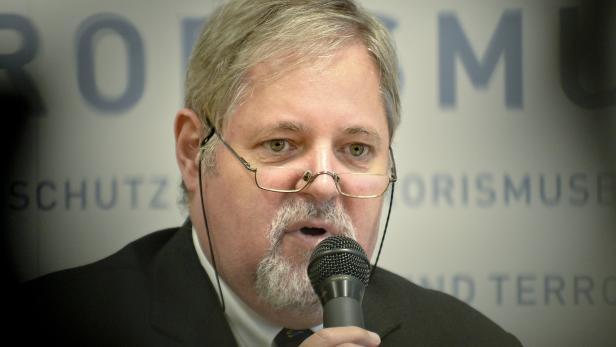"""Keiner Schuld bewusst"": BVT-Chef Peter Gridling"