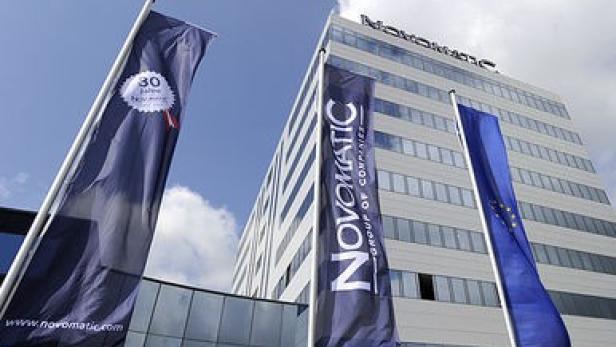 Casinos Austria Novomatic