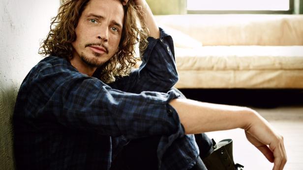 Auf Solopfaden. Chris Cornell