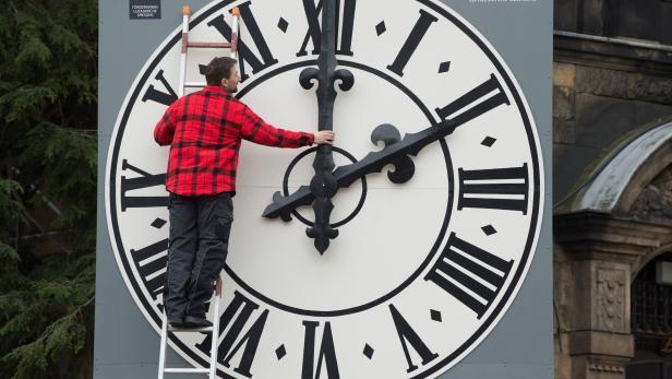 Die Zeit der Zeitumstellung dürfte abgelaufen sein