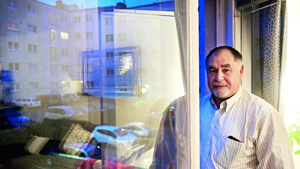 """Mustafa Hadi: """"Ich habe nie etwas Böses gemacht. Aber vielleicht habe ich viel zu wenig für Flüchtlinge getan."""""""