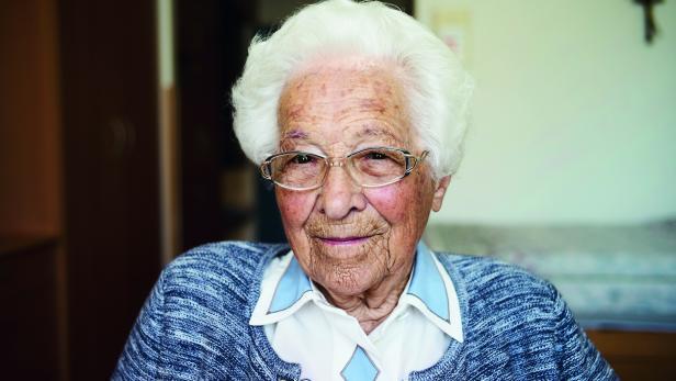 Stefanie Kürner (105), Linz